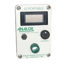 analox oxygen analyzer