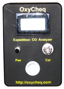 Oxycheq CO Analyzer