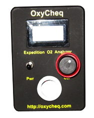 Oxycheq PPO2 Analyzer