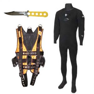 Divers Apparel and Equipment