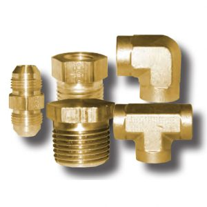 Fittings - Brass HP