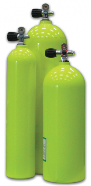Bailout Bottles and Accessories