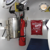 Double-Lock Decompression Chamber Interior