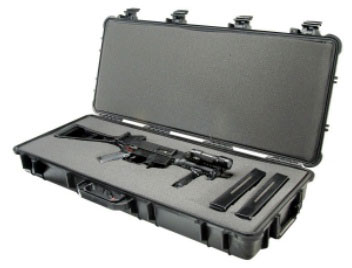 Pelican Gun Travel Case