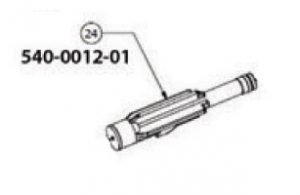 amron actuator valve assembly