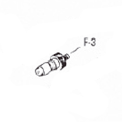 Plug for Exhaust Q.D.