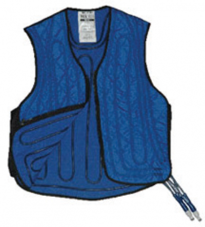 oxylance cool shirt vests