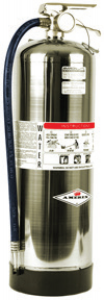 Hyperbaric Fire Extinguisher Class 2-A