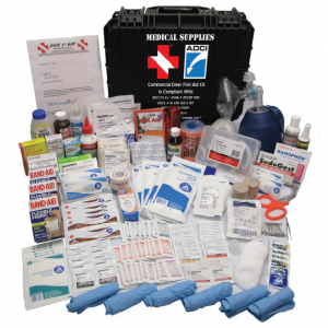 First Aid/Medical Equipment