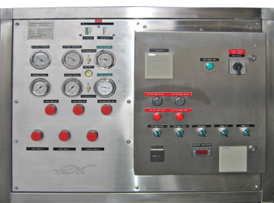 Hyperbaric Environment Control Unit