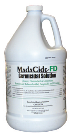 MadaCide Fast-Drying