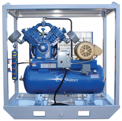 Compressor Package - Electric Driven