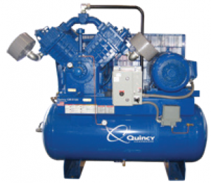 Compressor 5120 Electric, Tank Mounted