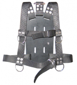 7 D-Ring Harness