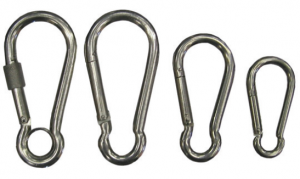 Carabiners and Shackles