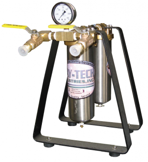 Two-Stage Filtration System
