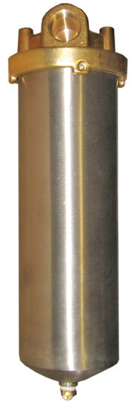Second Stage Filter Housing