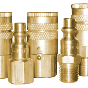LP Brass Couplers and Nipples
