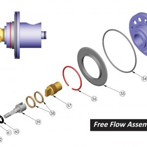 Free Flow Assembly