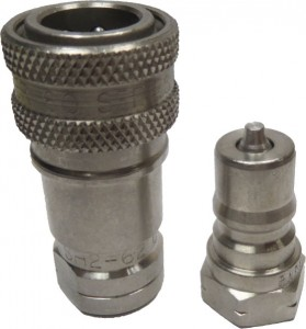 hp stainless qd 1/4""