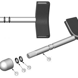 nose clearing device assembly