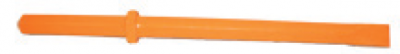 "Narrow Chisel - 1-1/8"" Hex"