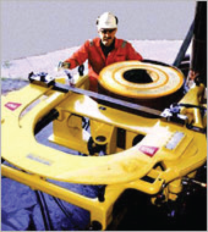 Guillotine Pipe Saw - Bay Tech Diving Equipment Sales & Rentals
