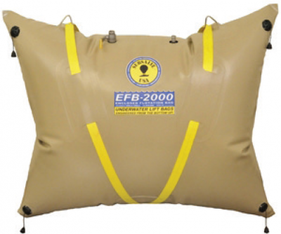 Subsalve Enclosed Lift Bags