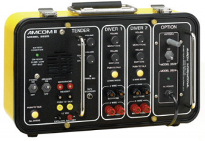 Amcom™ II Wireless Tender