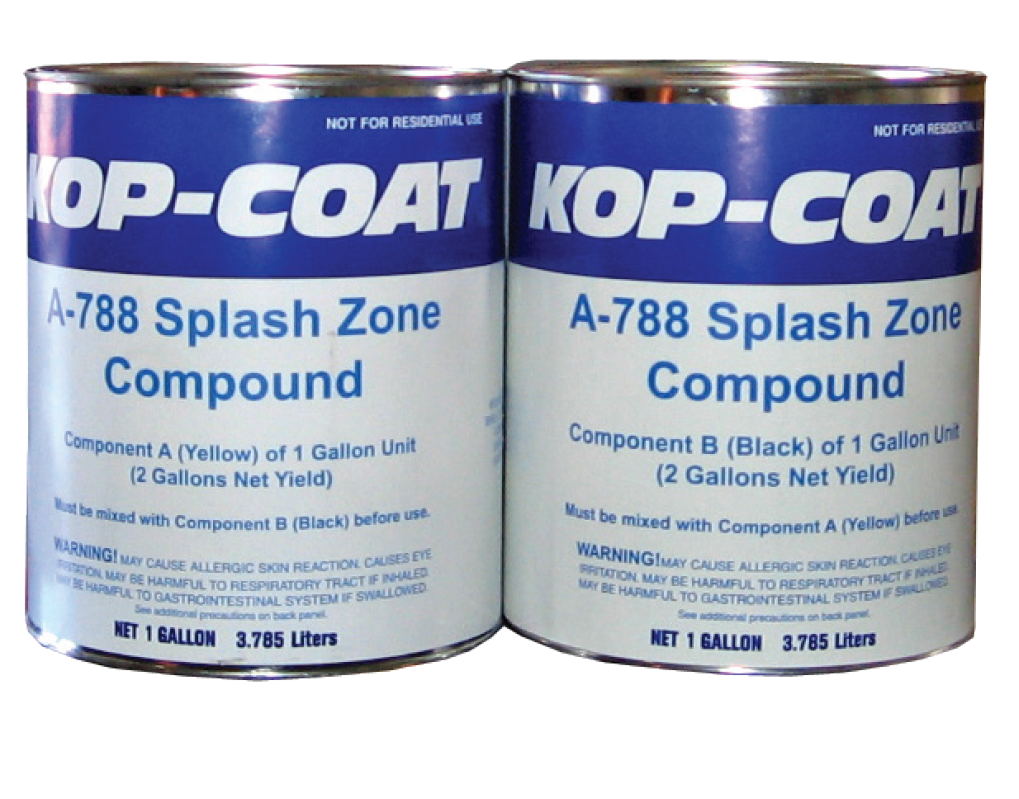 A-788 Splash Zone - Underwater Epoxy