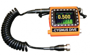 Cygnus Dive - Ultrasonic Thickness Gauge
