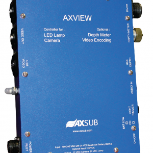 AxVIEW Camera Viewer & LED Controller
