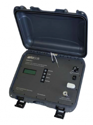 AxGAS Gas Analyzer