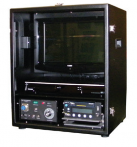 Underwater Video System Console