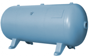 Horizontal Tanks: 250 PSI