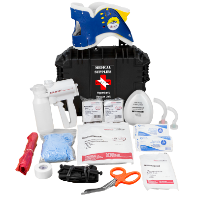 Commercial Diver HRU Kit