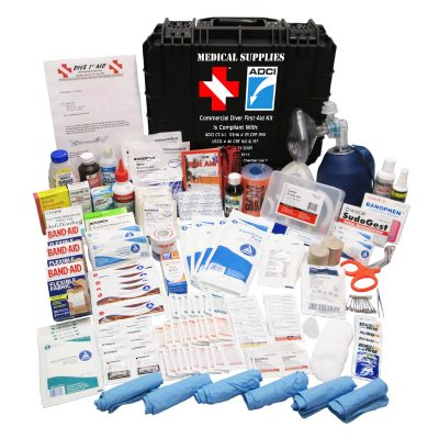Commercial Diver Kit