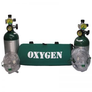 Dive First Aid Kit Oxygen Accessory