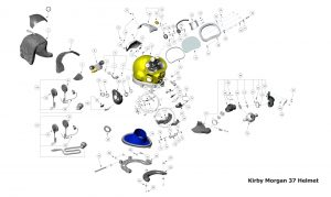 Kirby Morgan Parts