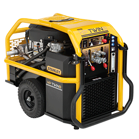 Stanley Infrastructure Hydraulic Power Units