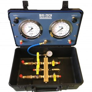 Air Control Boxes and Gas Manifolds